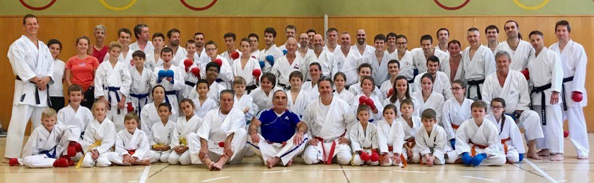 club karate valais