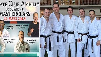 Masterclass Ambilly 2018